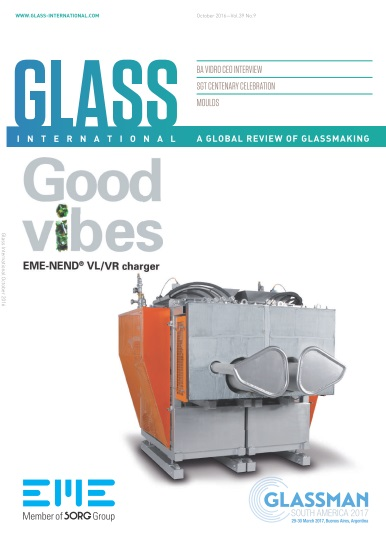 : Glass International - October 2016