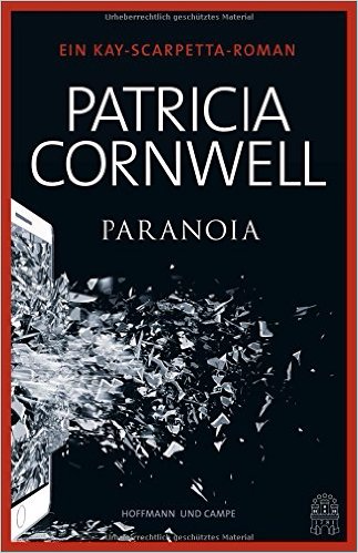 : Paranoia - Patricia Cornwell