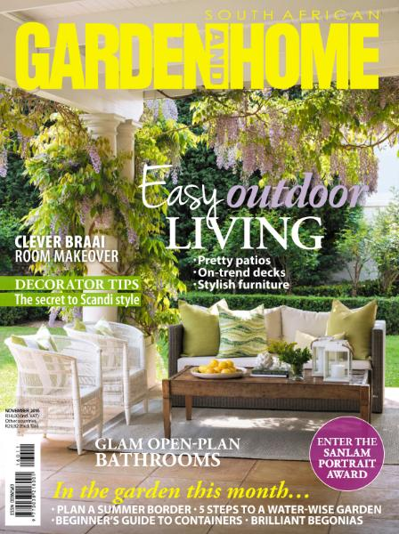 : South African Garden and Home - November 2016