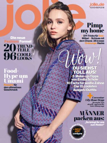: Jolie No 11 – November 2016