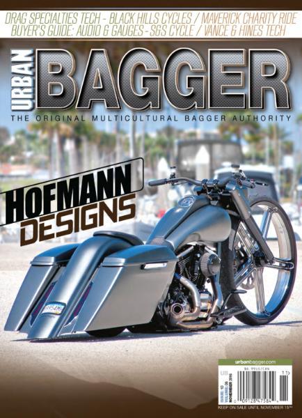 : Urban Bagger - November 2016