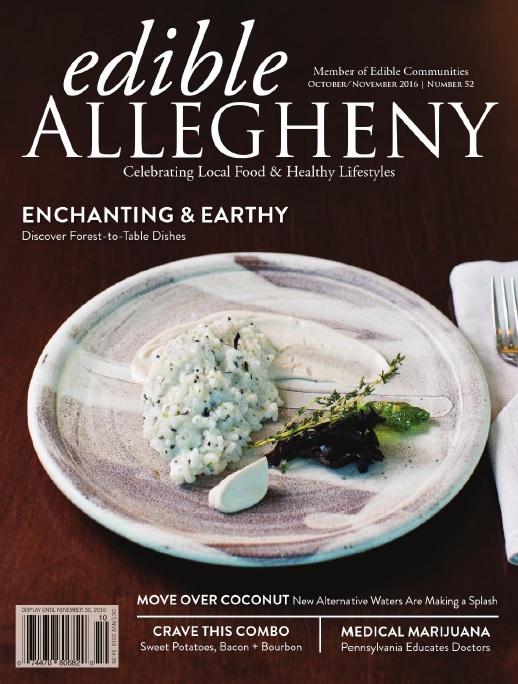 : Edible Allegheny - October-November 2016
