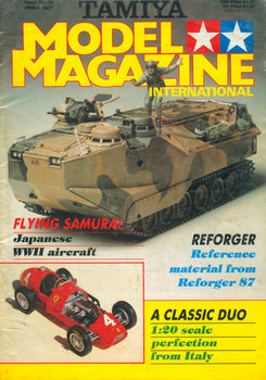 : Tamiya Model Magazine International No12 Winter 1987