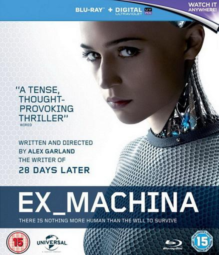 : Ex Machina 2015 German dts dl 1080p BluRay avc Remux Pate