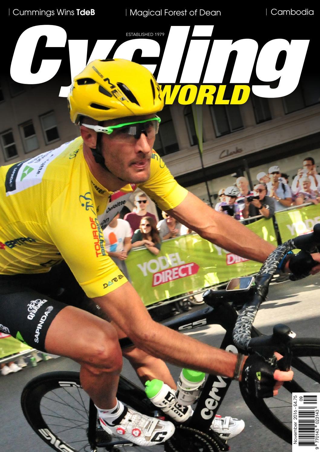 : Cycling World - November 2016