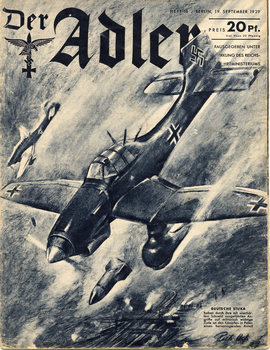 : Der Adler No16 19 September 1939