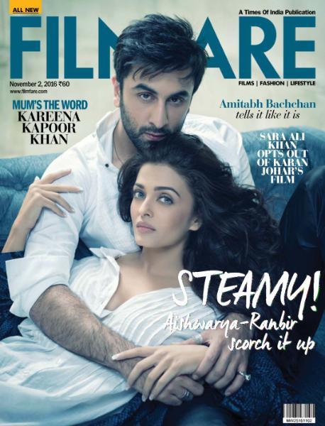 : Filmfare - November 2 2016