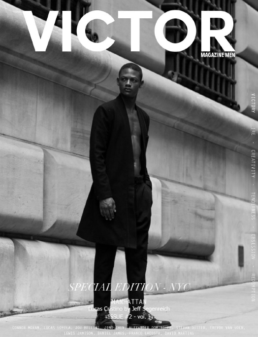 : Victor Magazine Men - Issue 2 Vol 1 2016