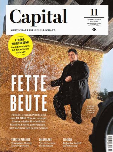 : Capital No 11 – November 2016