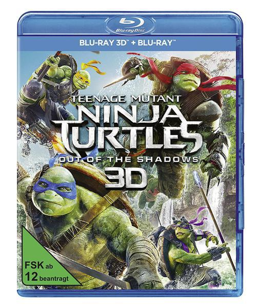 : Teenage Mutant Ninja Turtles Out of the Shadows 2016 3d hsbs German dl 1080p BluRay x264 LeetHD