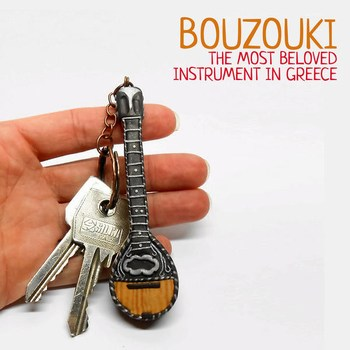 Bouzouki The Most Beloved Instrument in Greece  2016  Various Artists  5w7dswtw