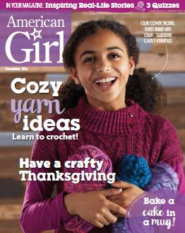 : American Girl Magazine - December 2016