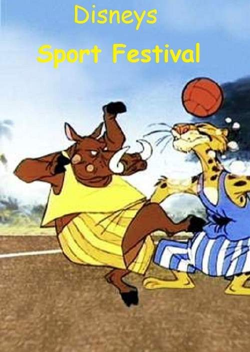 : Disneys Sport Festival 1986 German dl 1080p hdtv x264 NORETAiL