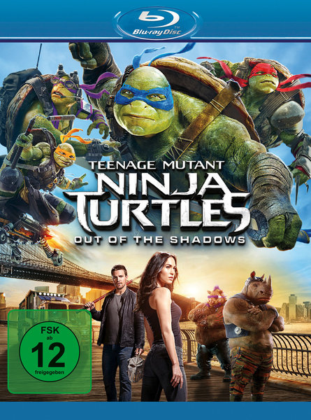 : Teenage Mutant Ninja Turtles 2 Out of the Shadows 2016 German ac3 BDRip x264 MULTiPLEX