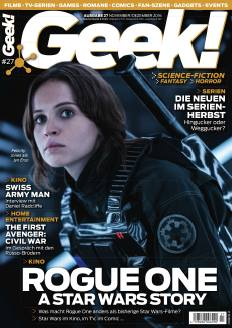 : Geek! Germany - November - Dezember 2016