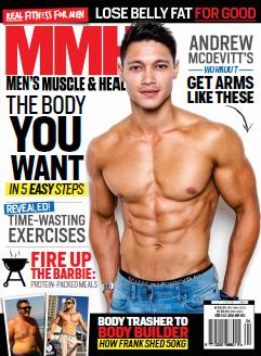 : Men and Muscle and Health - November - December 2016