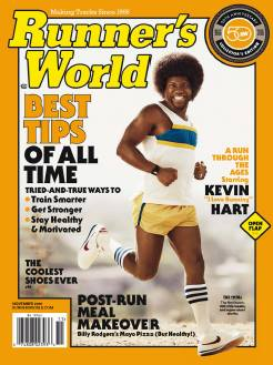 : Runner and World Usa - November 2016