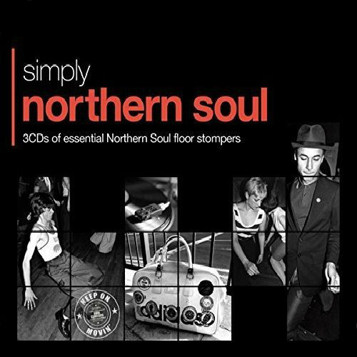 Simply Northern Soul 3CD Tin (2016)