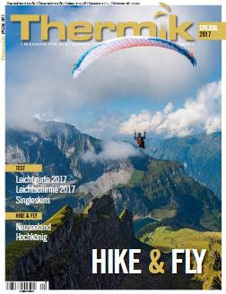 : Thermik Spezial - Hike and Fly 2017
