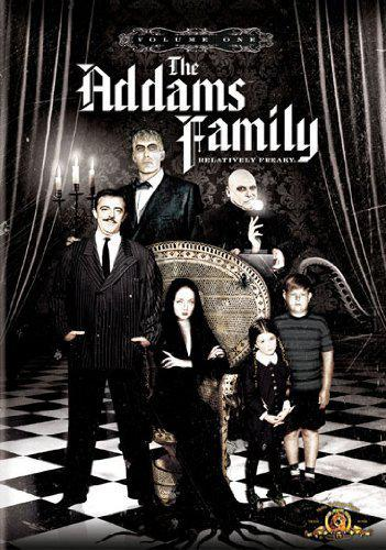 : Die Addams Family 1964 Multi pal 9xDVD9 iND