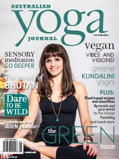 : Australian Yoga Journal - November - December 2016