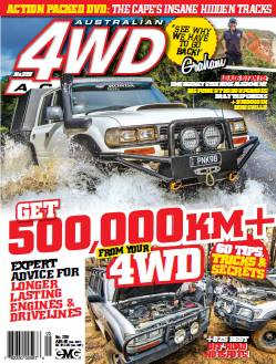 : Australian 4Wd Action - Issue 258 2016