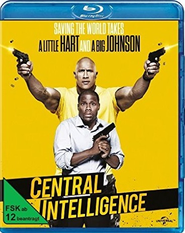 : Central Intelligence 2016 multi complete bluray gmb