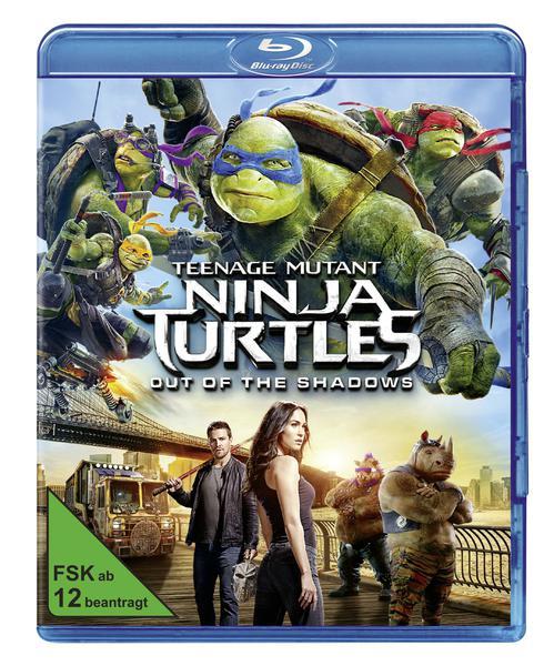 : Teenage Mutant Ninja Turtles Out of the Shadows 2016 German 1080p dl ac3 BluRay avc Remux pmHD