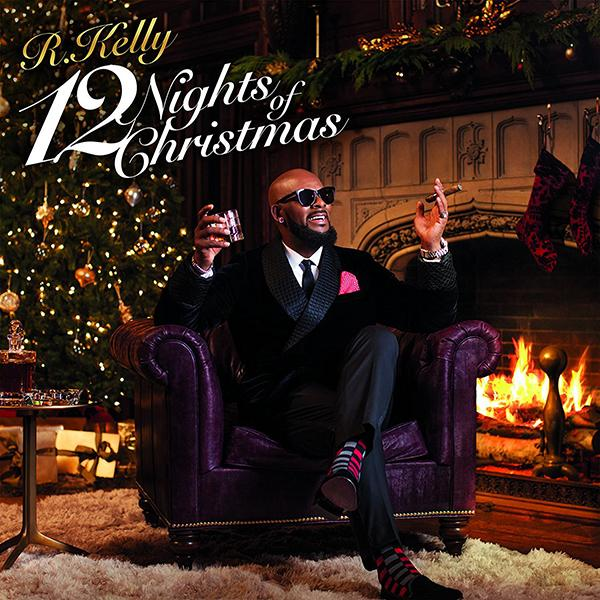 R. Kelly - 12 Nights Of Christmas (2016)