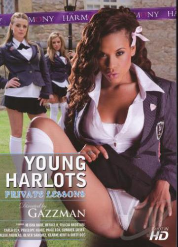 Young Harlots Private Lessons 1080P Cover