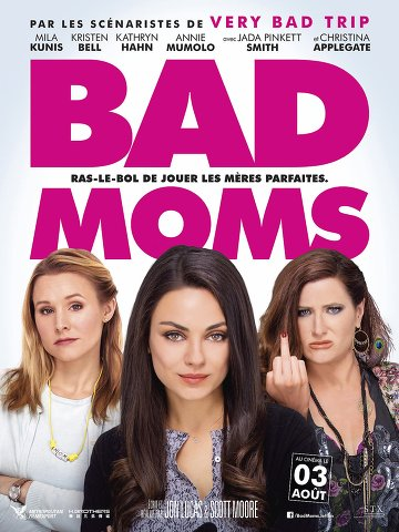 Bad Moms TRUEFRENCH BDRIP