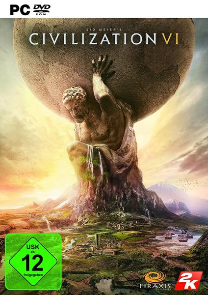 Sid Meiers Civilization VI Proper – RELOADED