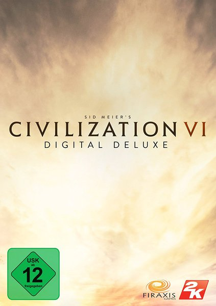 Civilization VI Digital Deluxe Edition MULTi2 – x X RIDDICK X x