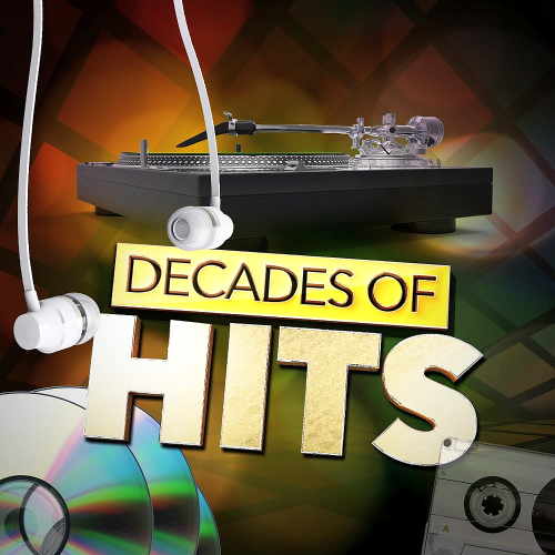 Decades Hits - Remixes, Mainstream, Latin, R&B 1810 (2016)