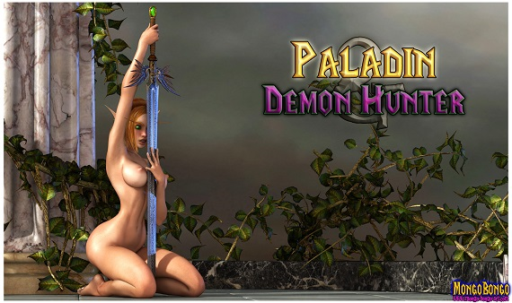 Mongo Bongo - Paladin & Demon Hunter