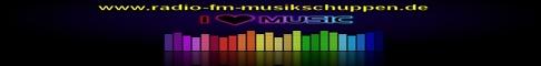 Radio-FM-Musikschuppen
