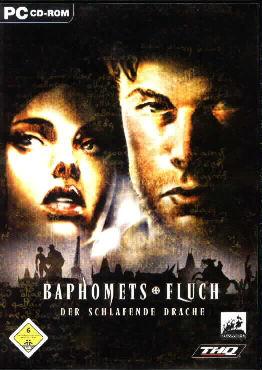 Baphomets Fluch 3 Deutsche  Texte, Untertitel, Menüs, Videos, Stimmen / Sprachausgabe Cover