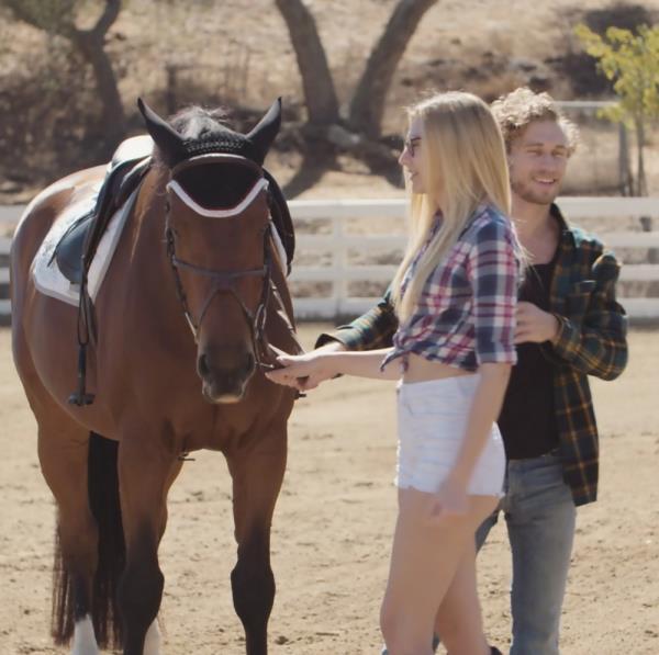 Alexa, Lena - Cum For A Ride 2160p Cover