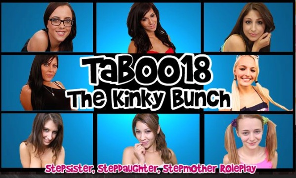 Taboo 18 The Kinky Bunch - Siterip (1080p) Cover