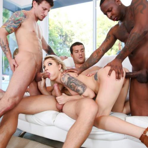 ArchangelVideo Dakota In Her First Gang Bang 1080p Cover