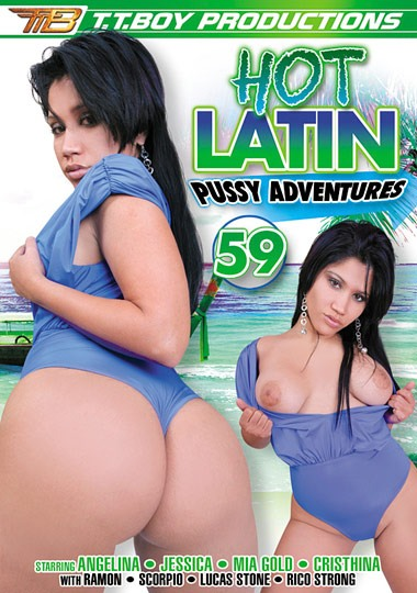 Hot Latin Pussy Adventures 59 (720p) Cover