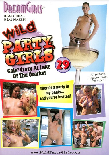 Wild Party Girls 29 (720p) Cover