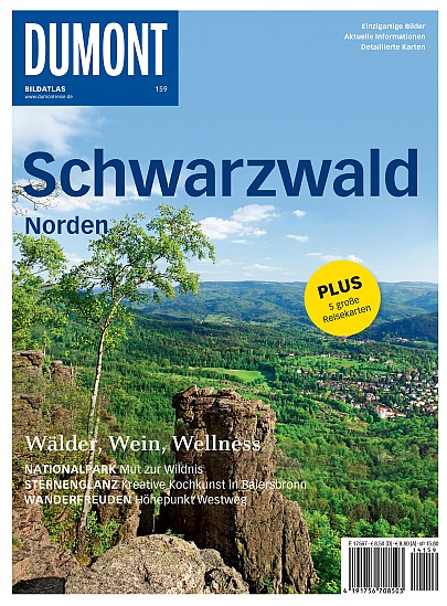 Dumont - Bildatlas - Schwarzwald - Norden