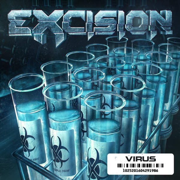 Excision - Virus (2016)