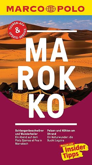 Marco Polo - Reiseführer - Marokko