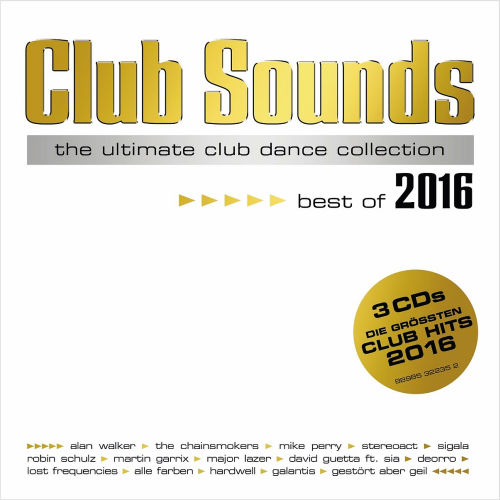 VA - Club Sounds Best Of [3CD] (2016)
