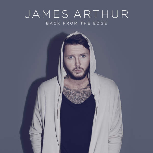 James Arthur - Back from the Edge (Deluxe Edition) (2016)
