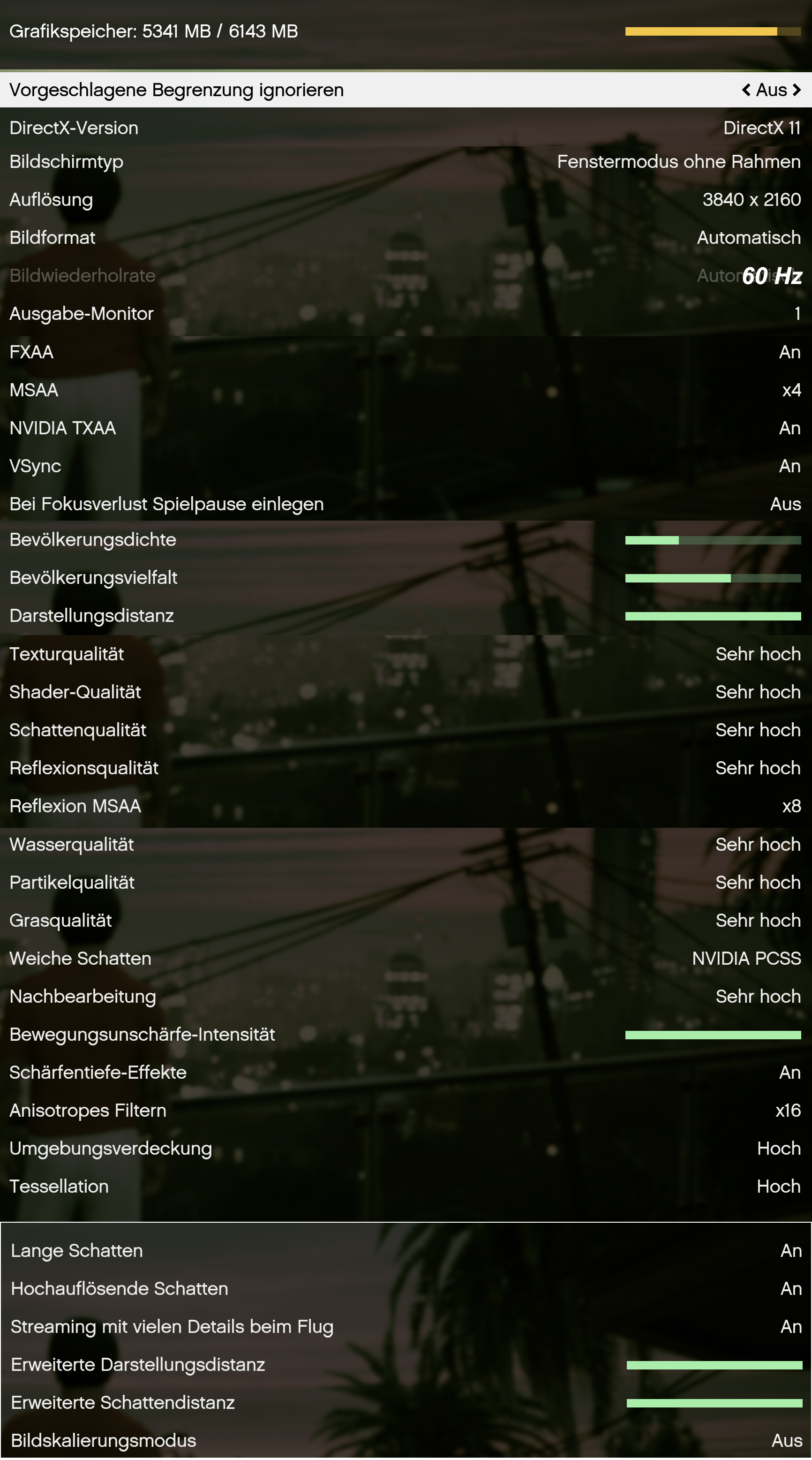 Best Graphic Settings on PC? - PC - GTAForums