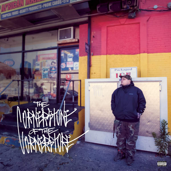 Vinnie Paz - The Cornerstone of the Corner Store (2016)