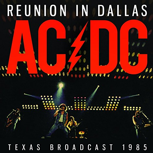 ACDC - Reunion In Dalls (2016) 320 KBPS